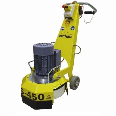 bs-450 lijadora de suelos de hormigon