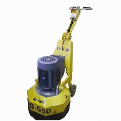 bs-550 lijadora trifasica para suelos de hormigón