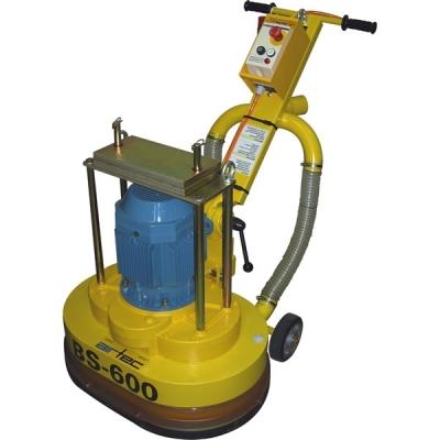 Bs-600  lijadora de suelos de hormigon
